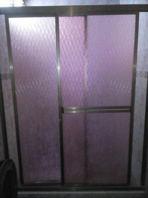 Puertas Corredizas Para Duchas (1.80 Alto X 1.45 Ancho)