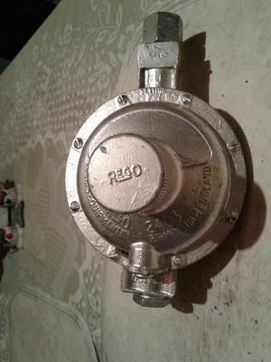 Regulador Para Gas Alta Presion  Ingles