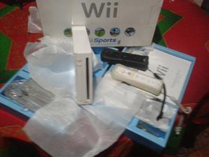 Wii Con 1 Control Y 3 Juegos/ Juegos Individuales /controles