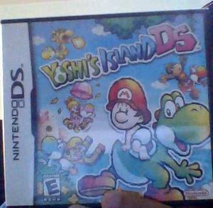 Yoshi Island Nintendo Ds Para Cambio Por Juego De Gamecube