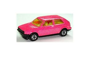Carrito Volkswagen Golf Pink - Hot Wheels No.)