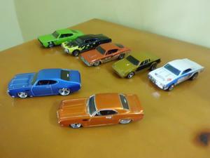 Carros De Coleccion Hotwheels Y Maisto Escala 1/64