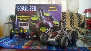 Equalizer Carro A Control Remoto