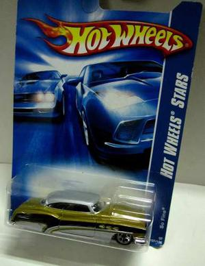 Hot Wheels So Fine - Buick 51-hot Wheels Stars-escala 1:64