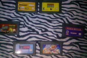 Juegos De Game Boy Advance