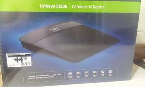 Router Inalámbrico N300 Linksys E