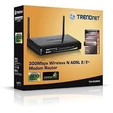 Router Modem Wifi Trendnet Tew-658brm