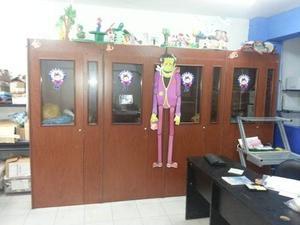 Cabinas Telefonicas En Madera