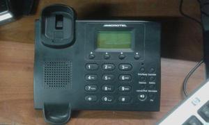 Carcasa Pantalla Teléfono Local Microtel Mod: Tmt-07