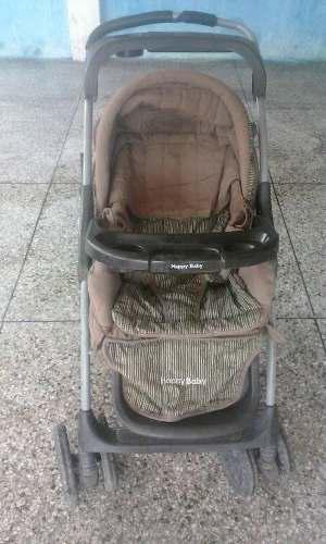 Coche Happy Baby Para Bebe Usado