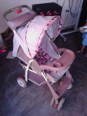 Coche Para Bebés Marca Happy Baby