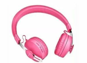 Oferta! Audifonos Inalambricos Rosados Bluetooth