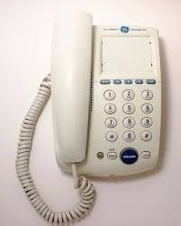 Telefono Alambrico General Electric Para Casa U Oficina