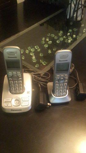 Telefono Inalambrico Panasonic Modelo Kx-tga421