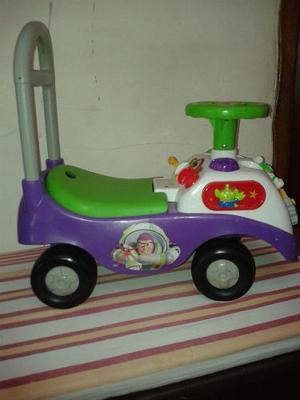 Carrito Montable Para Niños Original Toy Story Disney/