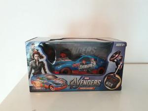 Carro A Control Remoto Marvel Avengers