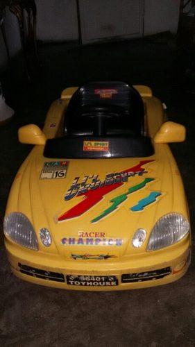 Carro De Batería Grande