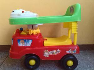 Carro Montable Para Niños Usado Pero Como Nuevo