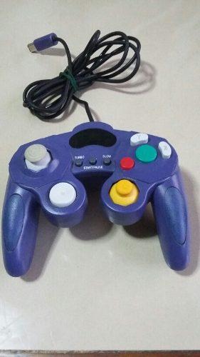 Control/mando Para Nintendo Gamecube En Excelente Condición