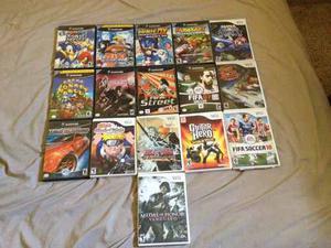 Juegos De Nintendo Gamecube Y Wii