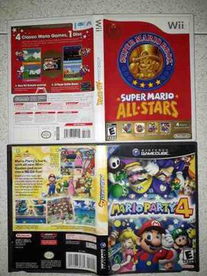 Juegos De Wii Y Gamecube Originales Ambos
