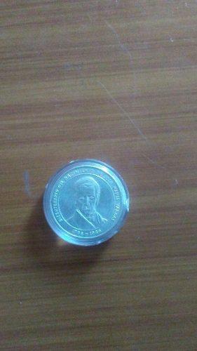 Moneda Bicentenario De Nacimiento Jose Maria Vargas