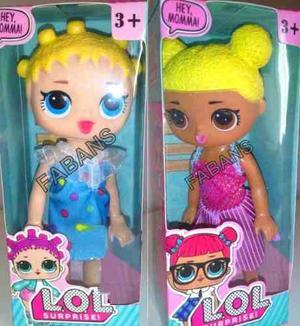 Muñeca Lol Surprise 15cm L.o.l Sorpresa Nuevas Juguetes