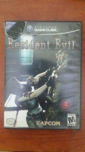 Resident Evil Gamecube