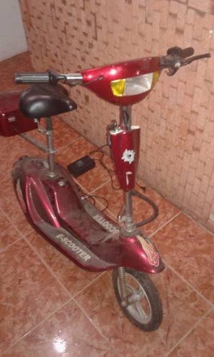 Scooter Electrica Para Niños Y Adultos