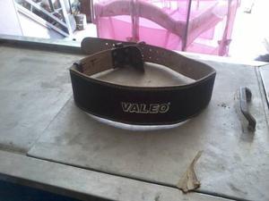 Cinturon Para Ejercicios De Cuero Talla L