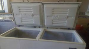 Congelador De 25 Píes Usado Marca Luferca, Original