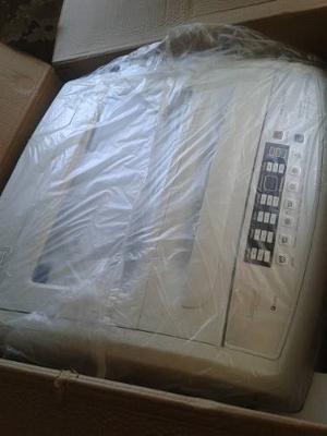 Lavadora Automatica, Capacidad 12 Kg, Con Tecnologia Fuzzy