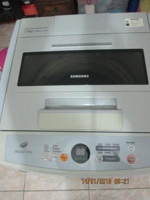 Lavadora Automática Samsung 7 Kilos