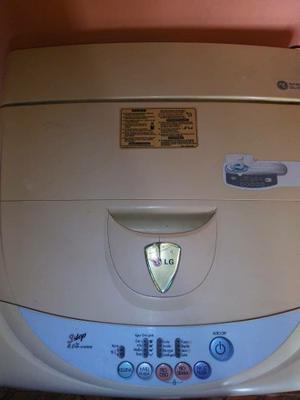 Lavadora Lg De 6 Kilos