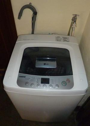Lavadora Lg Fuzzy Logic 7 Kg. Usada
