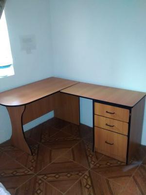 Muebles Biblioteca Escritorio Y Silla De Oficina Nuevos.