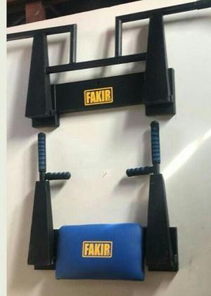 Super Barra Y Paralelas. Plegables Resistente Mas De 150 K