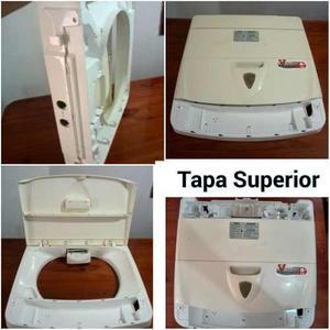 Tapa Superior Lavadora Lg Fuzzy Logic Wf-stp