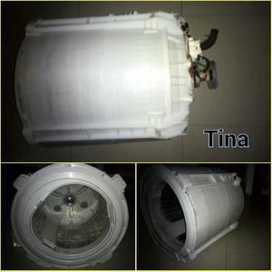 Tina P/ Lavadora Lg Fuzzy Logic Wf-stp (8kg)
