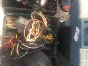 Cables De Electricidad Doméstica Varias Medidas Y Calibres