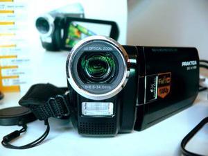 Camara De Video Digital Full Hd  P Praktica