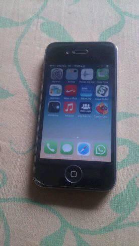 Iphone 4G liberado