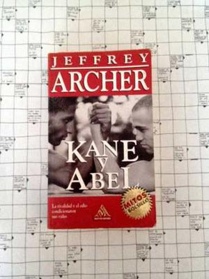 Libro Kane Y Abel De Jeffrey Archer. U42