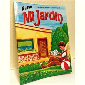 Libro Mi Jardin Al Mayor Y Por Docena Hojas Blancas