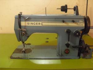 Maquina De Coser Singer 20u Profesional (negociable)