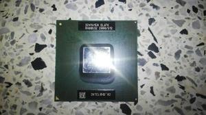 Procesador Intel Pentium 4 Para Laptop M2.00 Ghz, Caché De