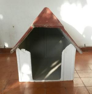 Vendo Casa De Concreto Para Perros Raza Grande
