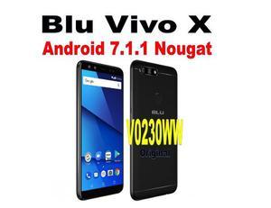 Software Original Blu Vivo X Vww