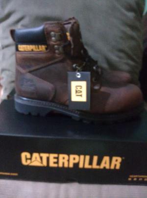 Zapatos De Seguridad Caterpillar N# ,