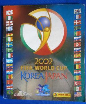 Album Panini Mundial De Futbol Corea Japon